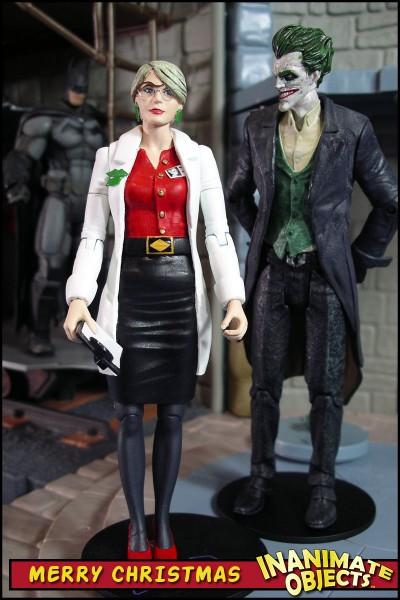 Inanimate Objects 187 Harleen Quinzel Arkham Asylum Doctor
