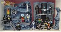 More Batcave!