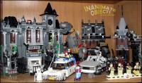 The 1980s invade Arkham Asylum.