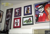DC art, mostly Timm.