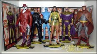 Comic book Watchmen.