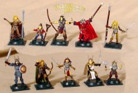 Dragonlance heroes