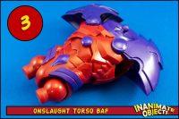 $3  Onslaught Torso