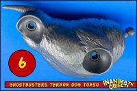 $3  Ghostbusters Terror Dog Torso