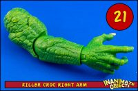 $3 Killer Croc Right Arm