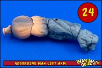 $3 Absorbing Man Left Arm