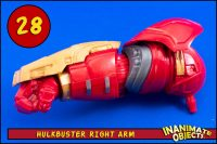 $3 Hulkbuster Right Arm