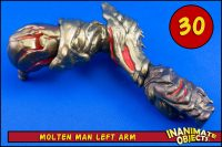 $3 Molten Man Left Arm