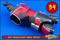 $3 Ant-Man/Giant-Man Torso