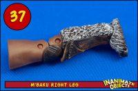 $3  M'Baku Right Leg