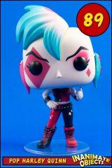 $10 Funko POP Harley Quinn Punk