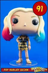 $10 Funko POP Harley Quinn Suicide Squad Clubbing Dress